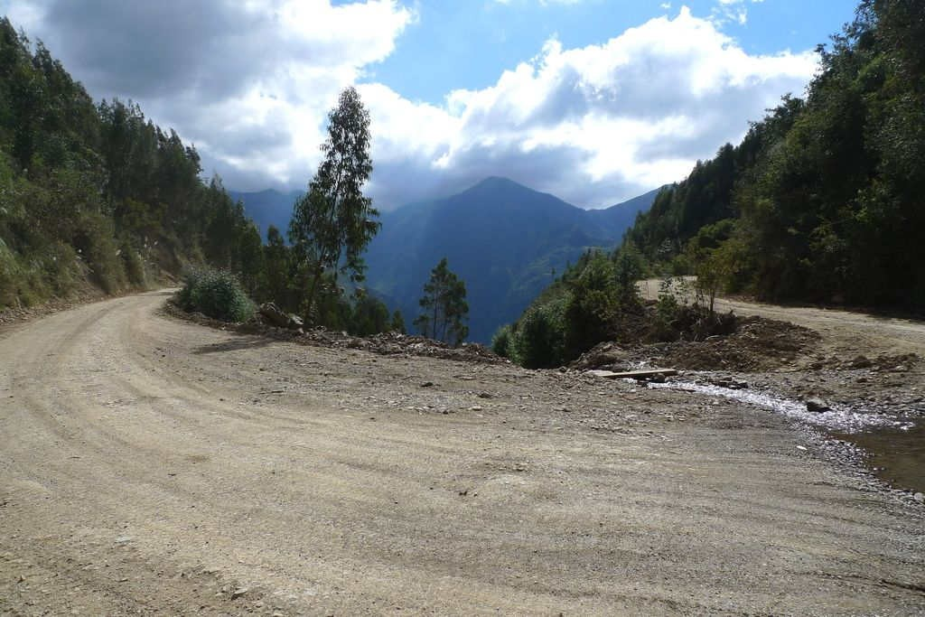 Yungas roads