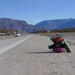 Hitchhiking to Santiago