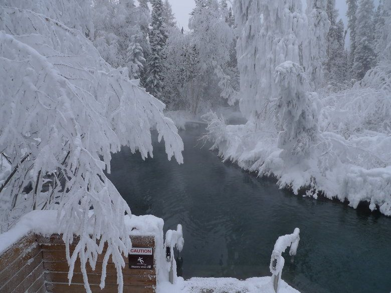 Hot Springs Yukon