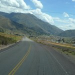 South of Cusco