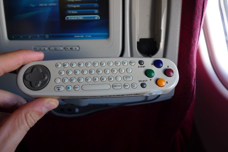 Controller Airplane