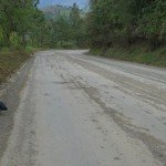 Gravel Pit Road Colombia