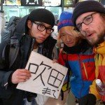 Hitchhiking Culture Japan