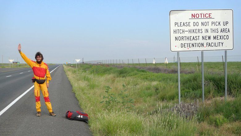 Hitchhiking in… (19) the USA